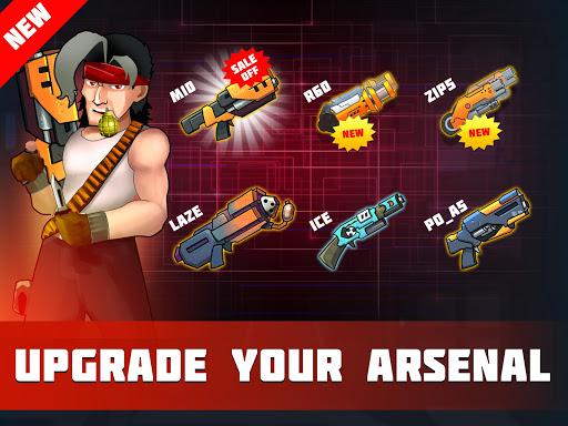 Metal Strike War: Gun Solider Shooting Games image 12