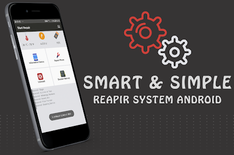 Repair System Android , Fix Problems & Booster RAM Screenshot