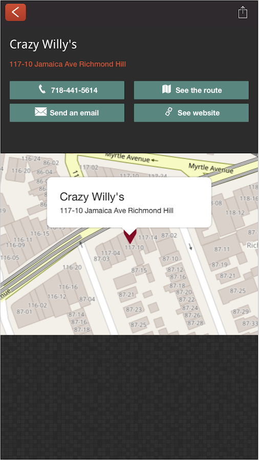 Crazy Willy's- screenshot