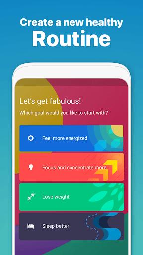 Fabulous: Daily Planner & Self-Care Habit Tracker screenshot 5