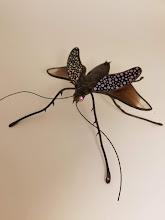 Photo: Palmetto bug sculpture Artist Sean Goddard