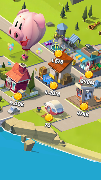 Idle City Empire Android App Screenshot