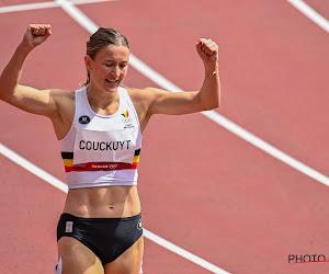 Paulien Couckuyt loopt Belgisch record op de Olympische Spelen, twee andere Belgische atleten ook naar halve finales