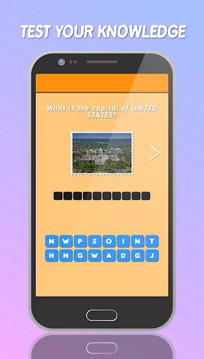 3in1 Quiz : Logo - Flag - Capital android2mod screenshots 5