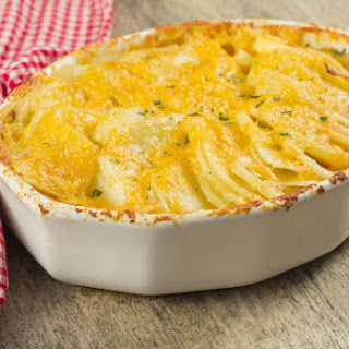 How To Make Scalloped Potatoes On A Budget