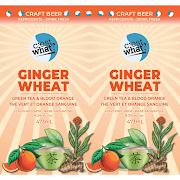 Ginger Wheat