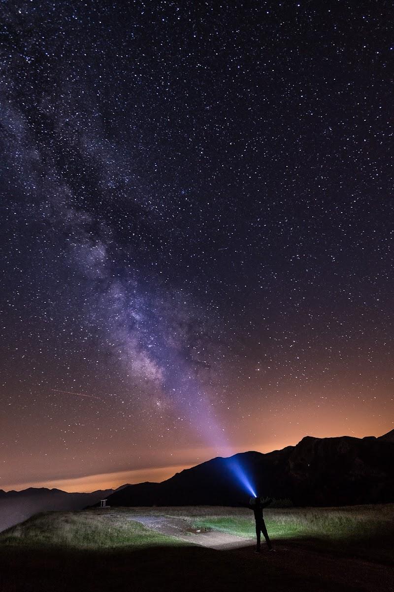 Milky way di Mauro Rossi