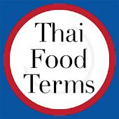 Tải Thai Food Terms APK