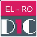 Greek - Romanian Dictionary (Dic1) icon