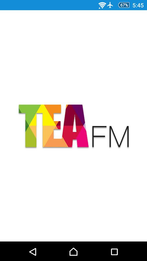 TEA FM- screenshot