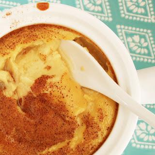 Baked Custard Almond Milk Recipes.