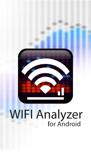 WiFiアナライザのためのAndroid