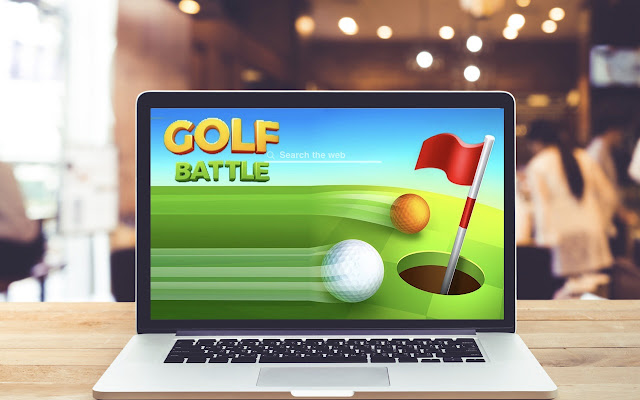 Golf Battle HD Wallpapers Game Theme