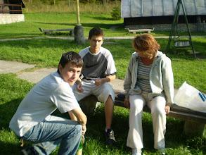 Photo: Dominik, Lukáš a babka!