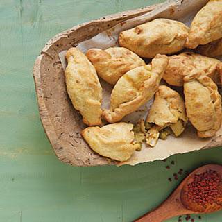 Bolivian Empanadas (Salteñas)