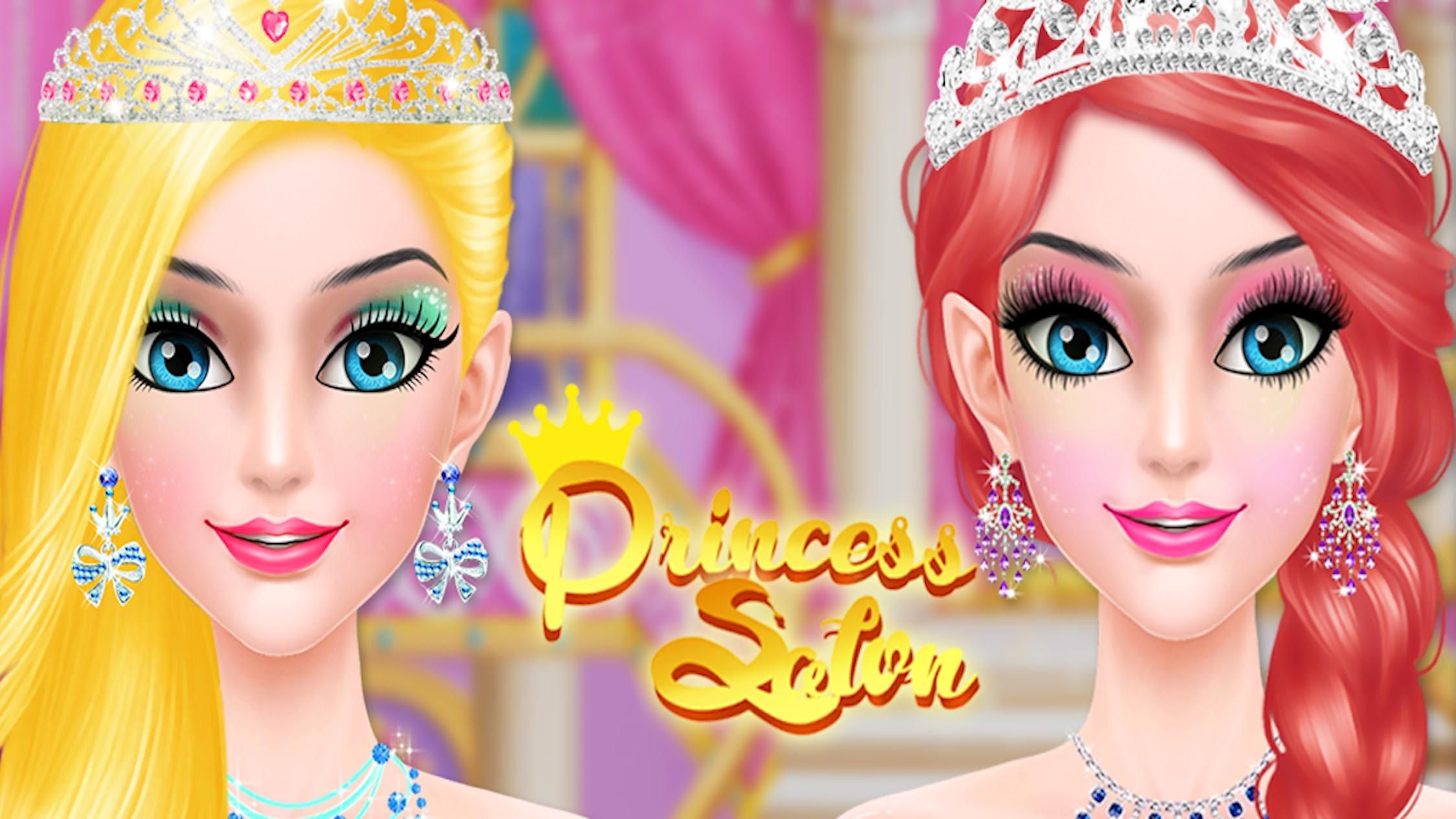 salon games for girls