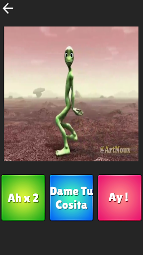 Green Alien Dance: Launchpad app (apk) free download for