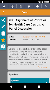Healthcare Design Expo 2017 - náhled