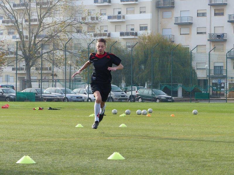 Voetbalstage Lissabon 2015
