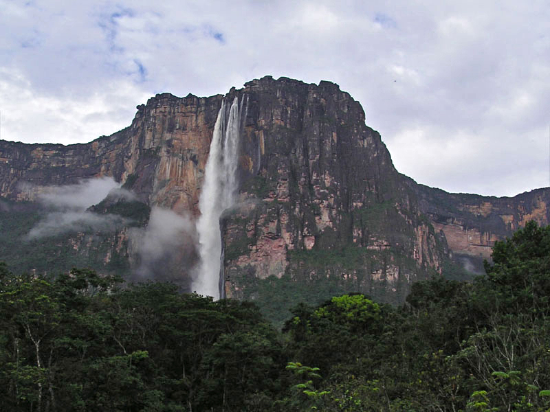 Angel waterfall