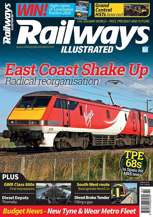 Railways Illustrated- screenshot