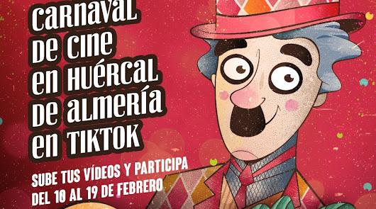 El Carnaval en Huércal se celebrará en TikTok