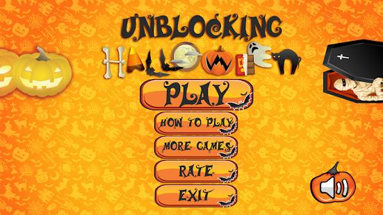 Odblokování halloweenu - náhled