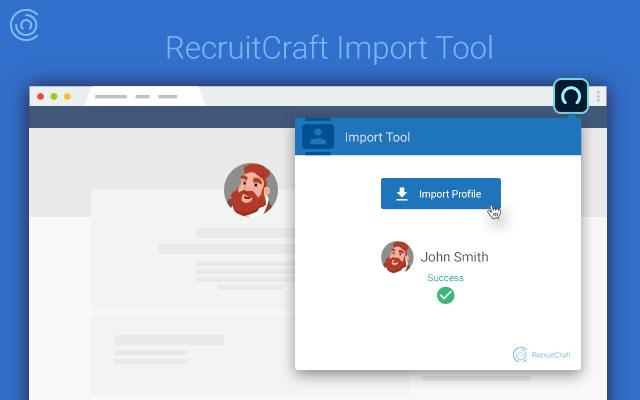 RecruitCraft Import Tool