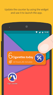 Cigs Counter - Quit Smoking- screenshot thumbnail