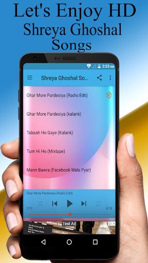Shreya Ghoshal Songs 1.3 screenshots 1