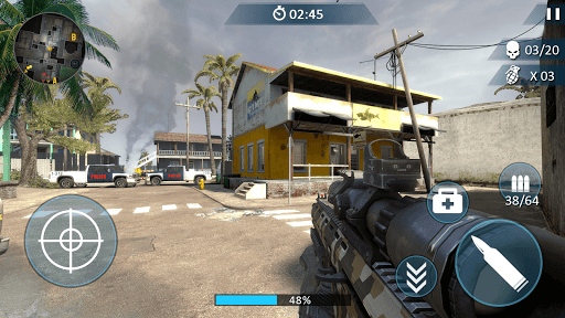 Counter Fort Invader: CS Shooting  screenshots EasyGameCheats.pro 1