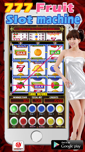 777 Fruit Slot Machine Cherry Master  screenshots 15