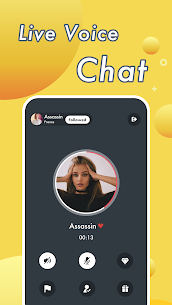 Vimo – Video Chat Strangers & Live Voice Talk 5