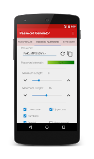 Password Generator Pro - náhled