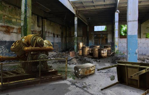 Abandoned Factory Escape 17