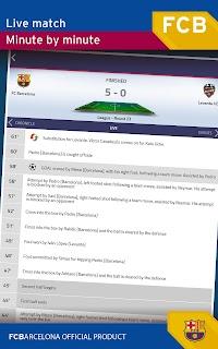 FC Barcelona Official App screenshot 07