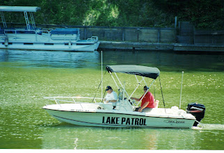 Photo: Sea Boss for the Lake Patrol