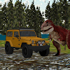 Dinosaure jeep driving zone si