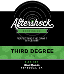 Aftershock 3rd Degree