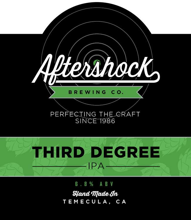 Logo of Aftershock 3rd Degree