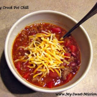 Sirloin Chili Crock Pot Recipes.