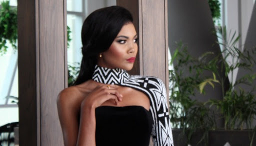 Thulisa Keyi is set to fly the flag high at the Miss World pageant.