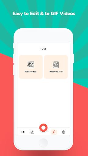 Screen Recorder - Editar capturas de pantalla de video y GIF 8