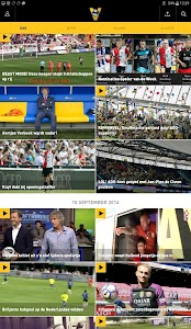 Voetbal Inside screenshot 7