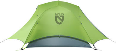 NEMO Dagger 2P Shelter, Green/Gray, 2-person alternate image 2