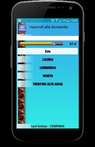 Quiz Italiano - Italian Trivia  screenshots 2