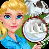 Explorer Girl: Dino Fossil Lab