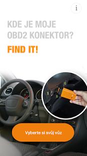 Vyhledání portu OBD2? Find it! - náhled