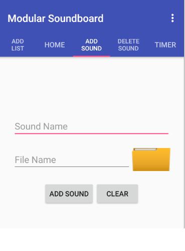 Modular Soundboard screenshot 4