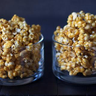 Caramel Popcorn Without Brown Sugar Recipes